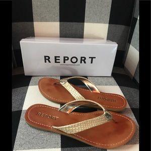 Report Savina Women's Flip Flops